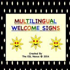 how to say welcome home in different languages