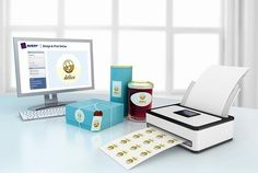 Avery personalised labelling products for small businesses