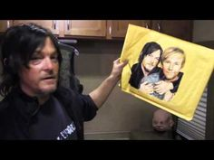 Norman Reedus & Andrew Lincoln - Count on me (true friendship) - YouTube