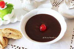 Crema al cioccolato ( ricetta base