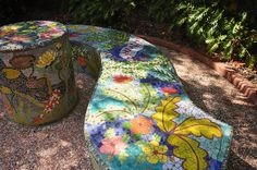 mosaic bench images | Recent Photos The Commons Getty Collection Galleries World Map App ...