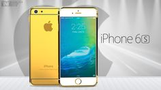 Gold-Plated Apple IPhone 6s Available For $400