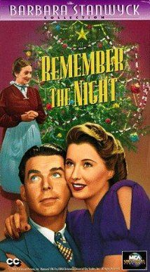 Watching: Remember the Night (1940) with Fred McMurray and Barbara Stanwyck, can't go wrong with Beaulah Bondi either. Why wouldn't anyone not like these 40s movies? <3