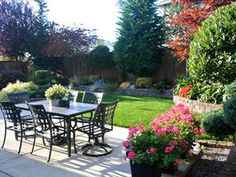 Great ideas to plan your backyard! Starting now by planning can help big time when spring hits!