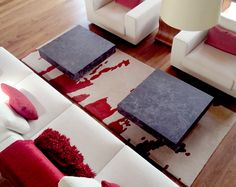 """Bespoke Rug Company Rug Gallery - """"We are extremely pleased with the final product"""""""