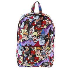 5c2978e0de3 Loungefly Disney Villains Backpack Review Backpack Reviews