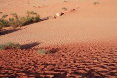 Wadi Rum red desert