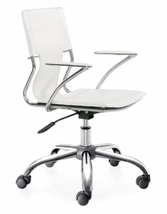 Trafico Office Chair in White  ITEM # 642205182  $178.00