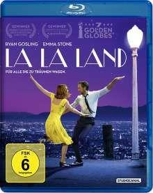 La La Land (Blu-ray), Blu-ray Disc