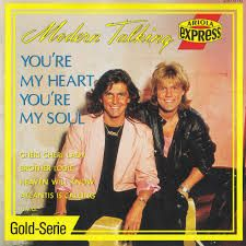 Modern Talking+You're My Heart You're My Soul +Ariola Express+Gold-Serie Modern Talking, Audio, My Heart, Photo And Video, Ebay, Tv, Google, Collection, Products