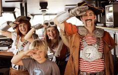 Aktiviteter for barn - Stena Saga er Barnas Båt i alle skoleferier med masse aktiviteter for barn