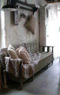Knitting for interior
