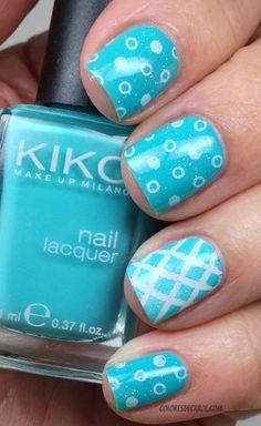 Colores de Carol: KIKO #344