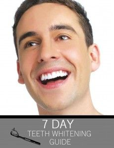 7-Day Teeth Whitening Guide