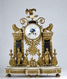 Estimation - Gratuite - Cartel - Pendule - Horloge - Expertise - Marqueterie…