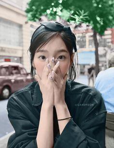 Taeyeon in London