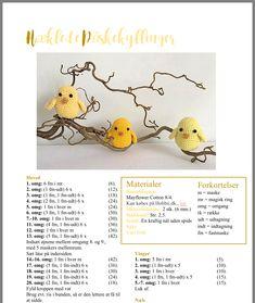 Best 11 Knit Tales By Maria Gavrilova - Skillofk - Crochet Quilling Ideas Knit - Diy Crafts - moonfer Easter Crochet Patterns, Crochet Patterns Amigurumi, Amigurumi Doll, Crochet Dolls, Diy Crafts Knitting, Crochet Supplies, Bead Crochet Rope, Cute Toys, Crochet Animals