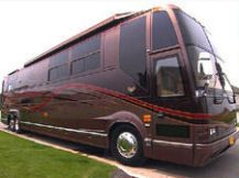 Why would I have a luxury motorcoach? Why not?