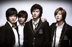 Boys Over Flowers - F4 Boys