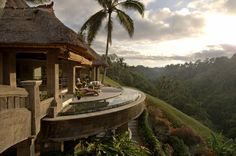 Viceroy in Bali - I would go there in a second
