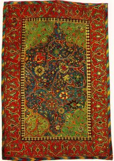 ledecorquejadore:  ♥ Vintage Persian rug (via Pinterest)
