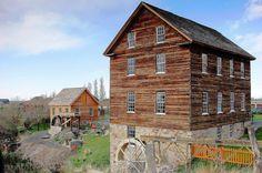 Benson Mill in Tooele County, Utah.