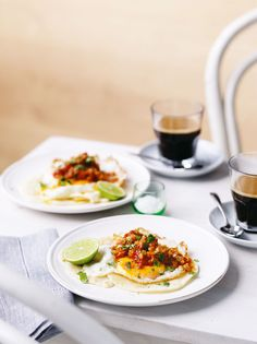 Rick Stein is clearly a man who knows what's needed to kickstart the day – this is possibly one of the best breakfasts ever. This popular Mexican dish is vegetarian food at its most hearty.