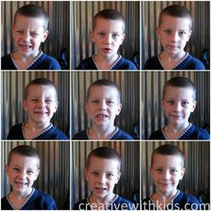 Tips to get rid of anger -  from a seven year old to his mom.