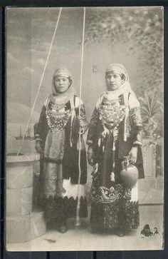www.villsethnoatlas.wordpress.com (Grecy, Greeks) Greece Types Traditional Costume 5 | eBay