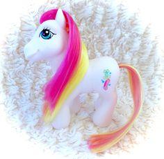 G3 My Little Pony Big Sister Dance Slipper White Ballet Shoes Playset White Pink #Hasbro