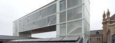 architecture metal facade detail - Google Search