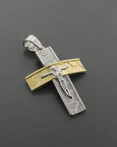 Christian Symbols, Cross Jewelry, Cross Pendant, Tie Clip, Jewelry Design, Body Chains, Jewels, Engagement Rings, Wallet