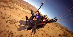 Volando en Tafí del Valle