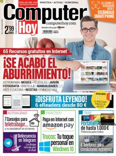 COMPUTER HOY Revista - Número 562 Store Axel Springer
