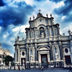 Catania #catania #sicilia #sicily