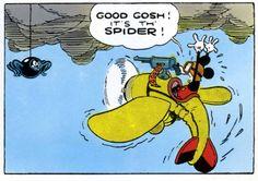 Mickey Mouse by Floyd Gottfredson