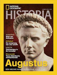 4x NG Historia € 19,95: Maak nu kennis met National Geographic Historia: een tijdschrift over onze rijke geschiedenis van de makers van het tijdschrift National Geographic Magazine!