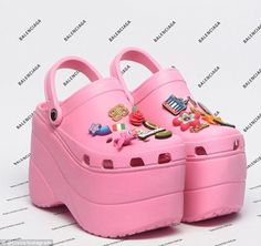 44e92f6f01286 Balenciaga just debuted platform CROCS