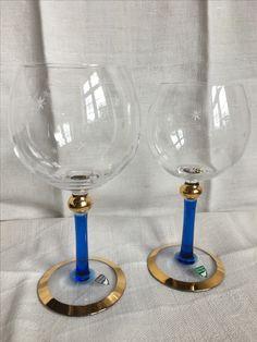 Orrefors Erika Lagerbielke Imperial. Ölglas 19,5 cm, 12 st. Vinglas 18 cm, 1 st.