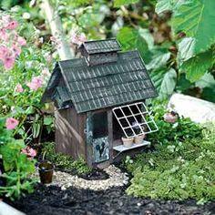 Rittenhouse | Birders Cottage - Miniature