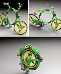 folding bike for travel!