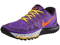 on sale 1a960 0c3a7 Nike Air Zoom Terra Kiger 3 Womens Trail Running Shoes B (M) US, Morado  (Hyper Grape   Total Crimson-black) )