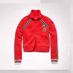 Hilfiger Collection Track And Field Jacket