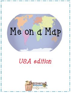 Me on the Map: USA Edition - Free Download at Currclick