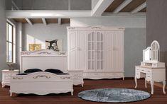 modern beyaz yatak odası takımları ile ilgili görsel sonucu