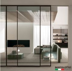 Glass and steel sliding doors - July 06 2019 at House Design, House, Interior, Home, Interior Barn Doors, Interior Architecture Design, Doors Interior, House Interior, Home Interior Design