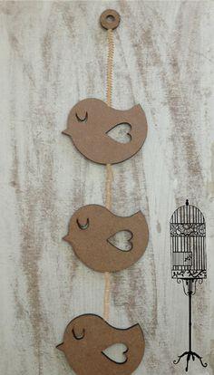 Nursery Mobile - Little Birds