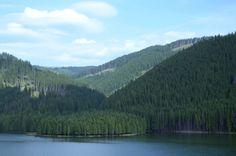 Lacul Vidra - Romania
