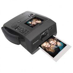 Qempo - Polaroid Z340UNI Cámara digital de impresión instantánea de 14.0 megapíxeles