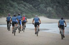 Travel to Umngazi to ride the Pondo Pedal mountain bike race on the Wild Coast in the Eastern Cape of South Africa. Mountain Bike Races, South Africa, Cape, Bicycle, Racing, Travel, Mantle, Bicycle Kick, Cabo